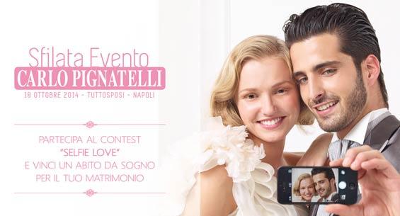 abiti pignateelli-selfie love contest
