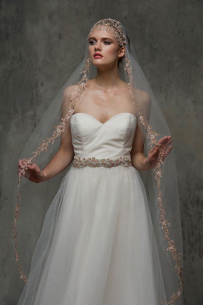 Abiti da sposa in velo