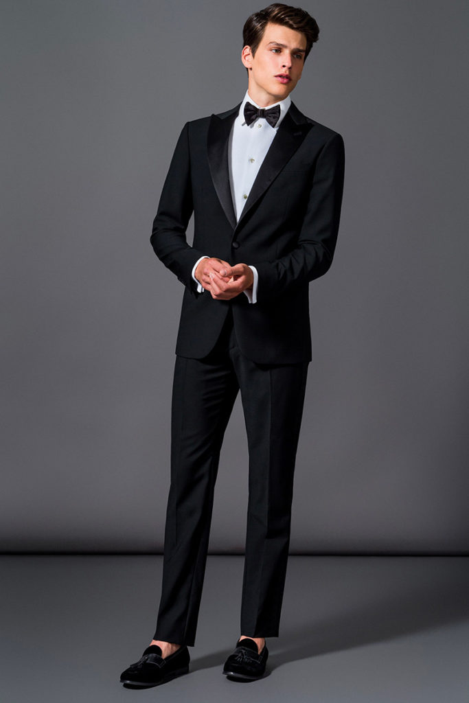 Vestito Matrimonio Uomo Nero : Abito da sposo 2017: stili e tendenze dellabito da cerimonia uomo