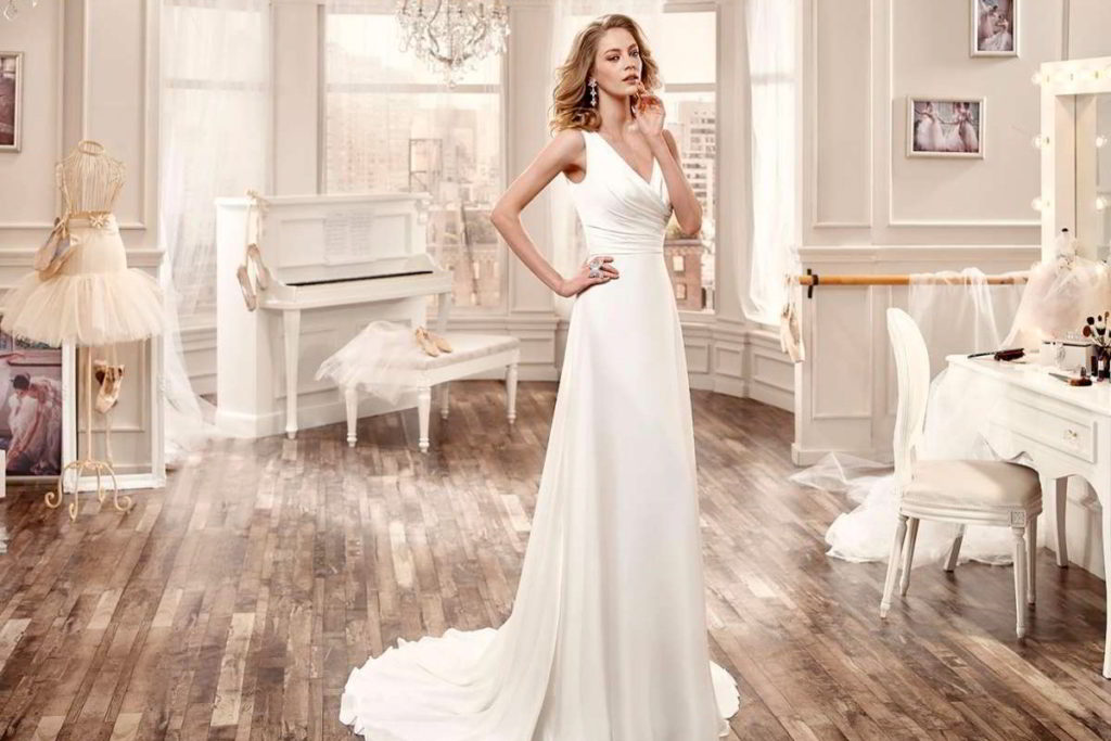 1ef3f2d7334f6 Dalla seta si ottengono tutta una serie di tessuti per abiti da sposa molto  noti