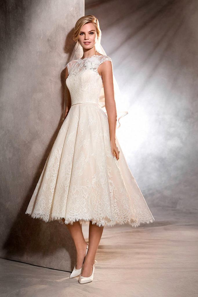 competitive price d83a8 4a0a4 Abito da sposa: guida completa ai modelli di vestiti da sposa