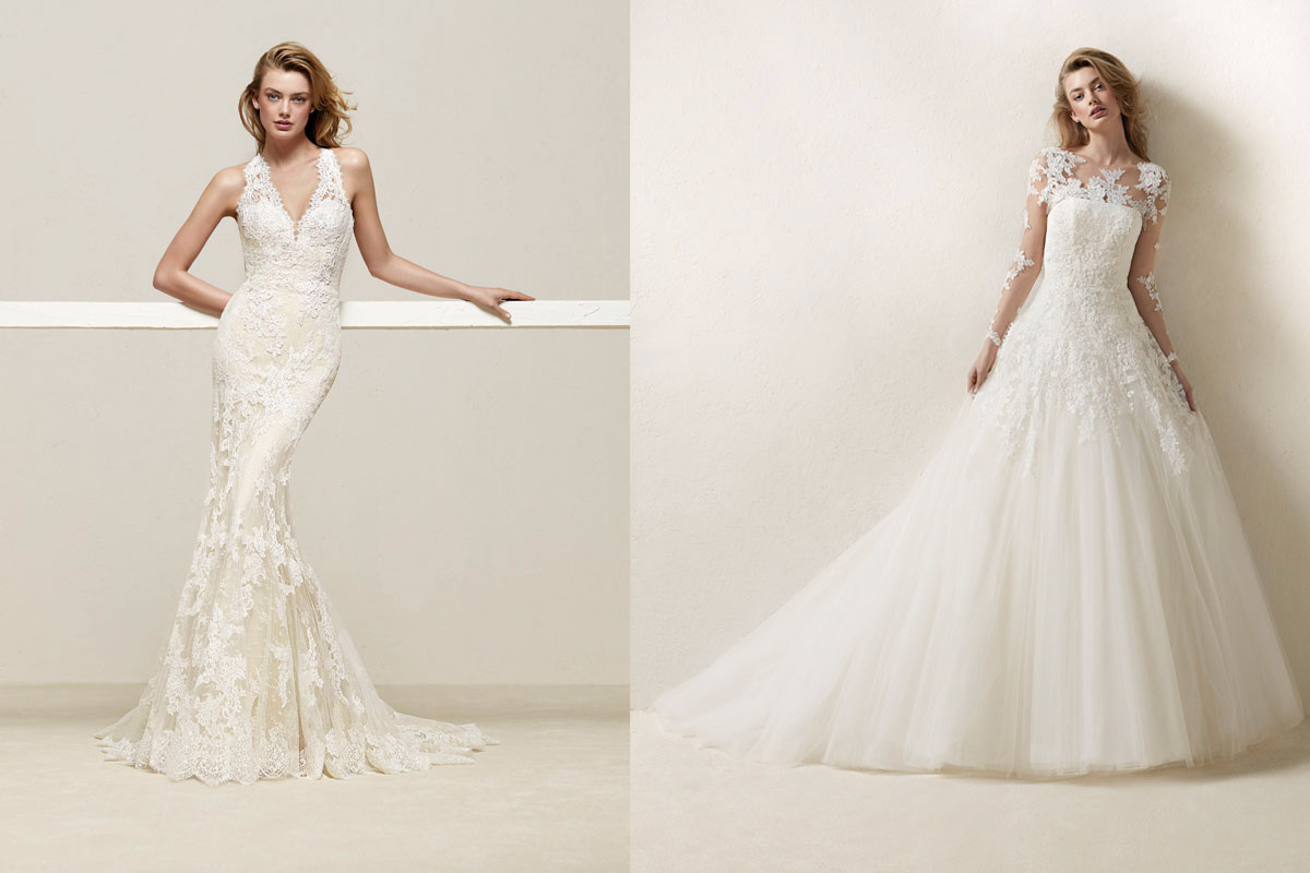 Abito da sposa  guida completa ai modelli di vestiti da sposa cfbd8cc4e68