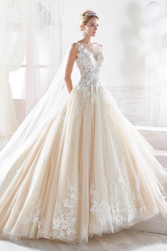 Famoso Abito da sposa: guida completa ai modelli di vestiti da sposa SR07