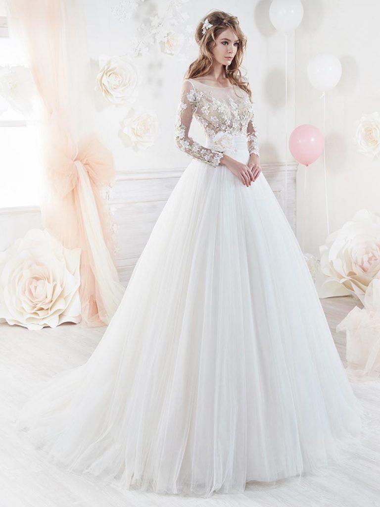 Abiti da sposa 2018: tendenze da seguire per essere alla moda