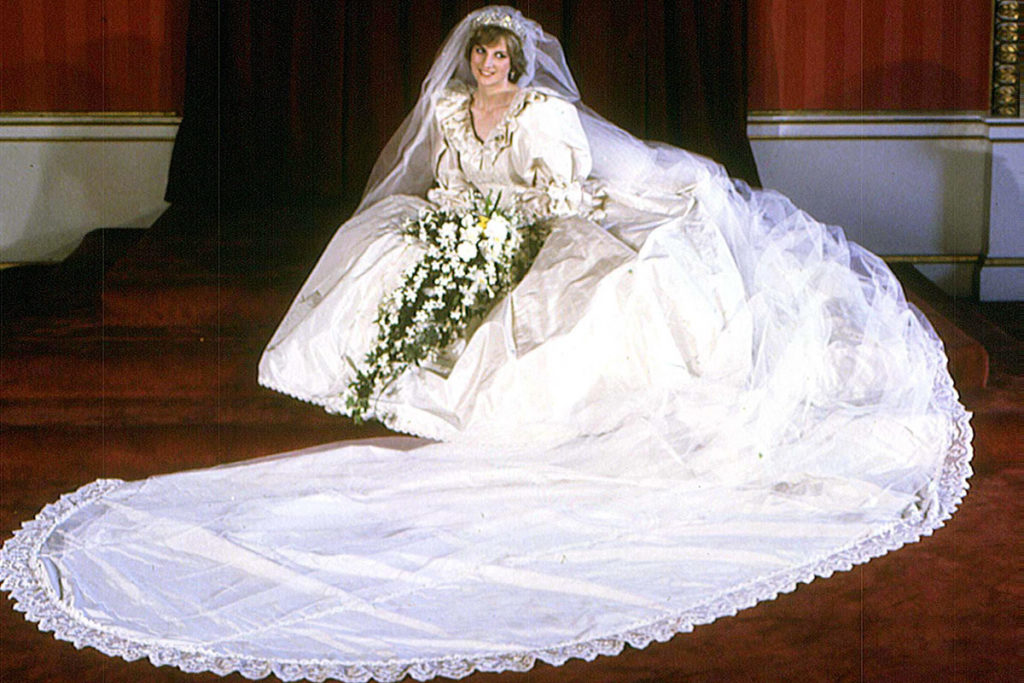 lady diana abito da sposa