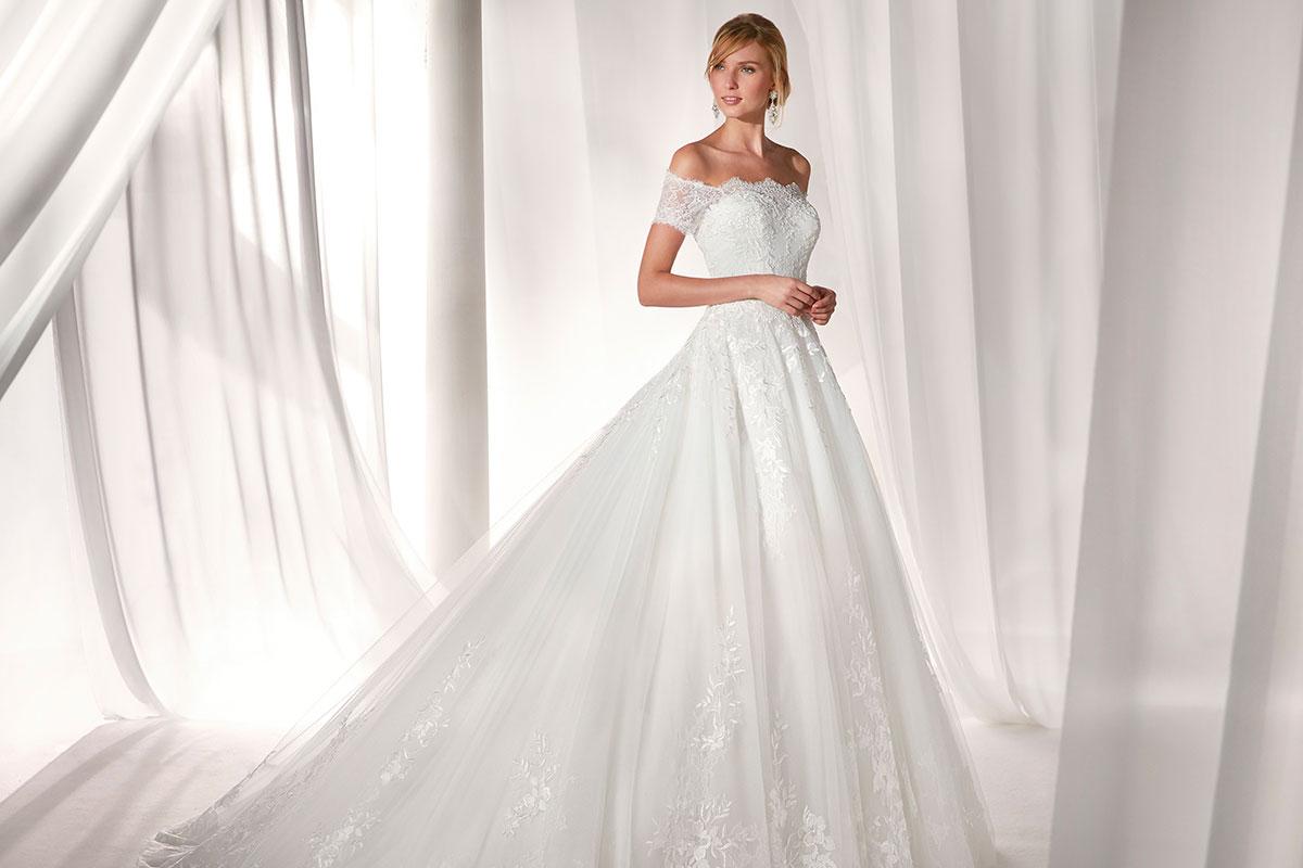 217cc4721cab abiti da sposa 2019