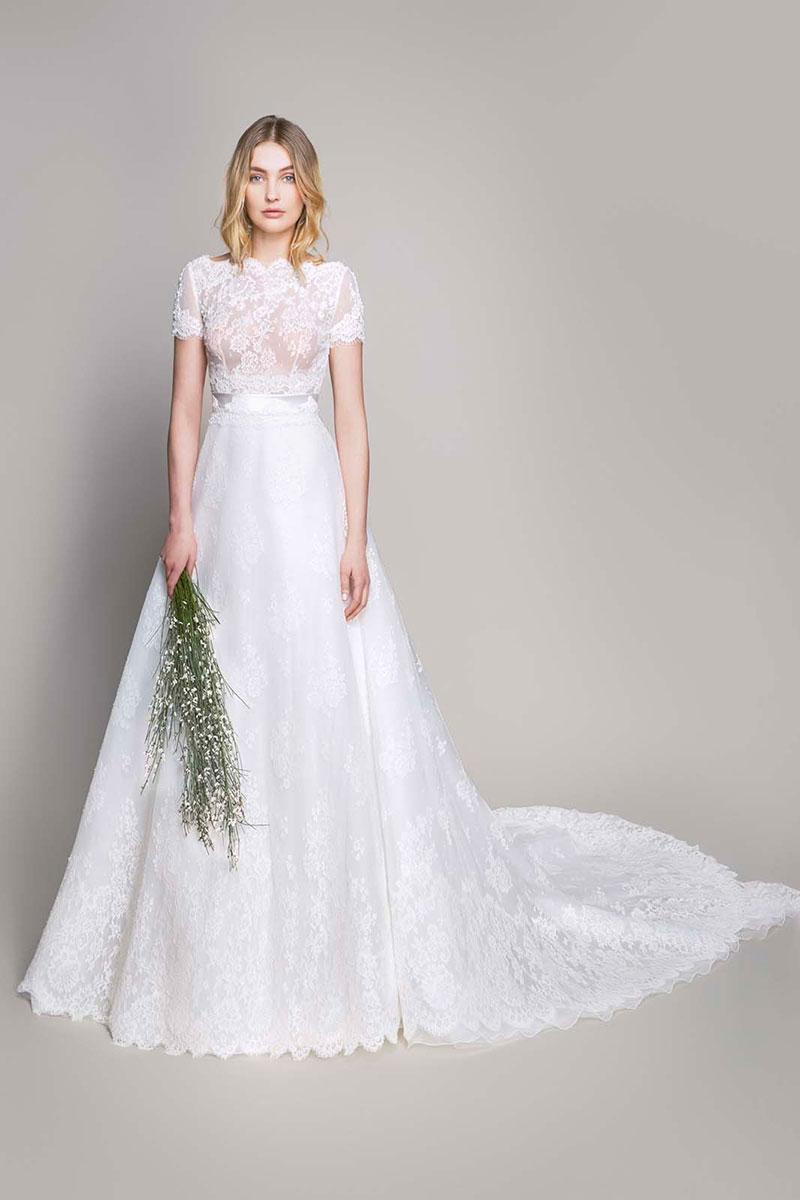 Vestiti Da Sposa Blumarine.Abiti Da Sposa Blumarine 2019 Cerrato Moda Abiti Da Sposa Salerno