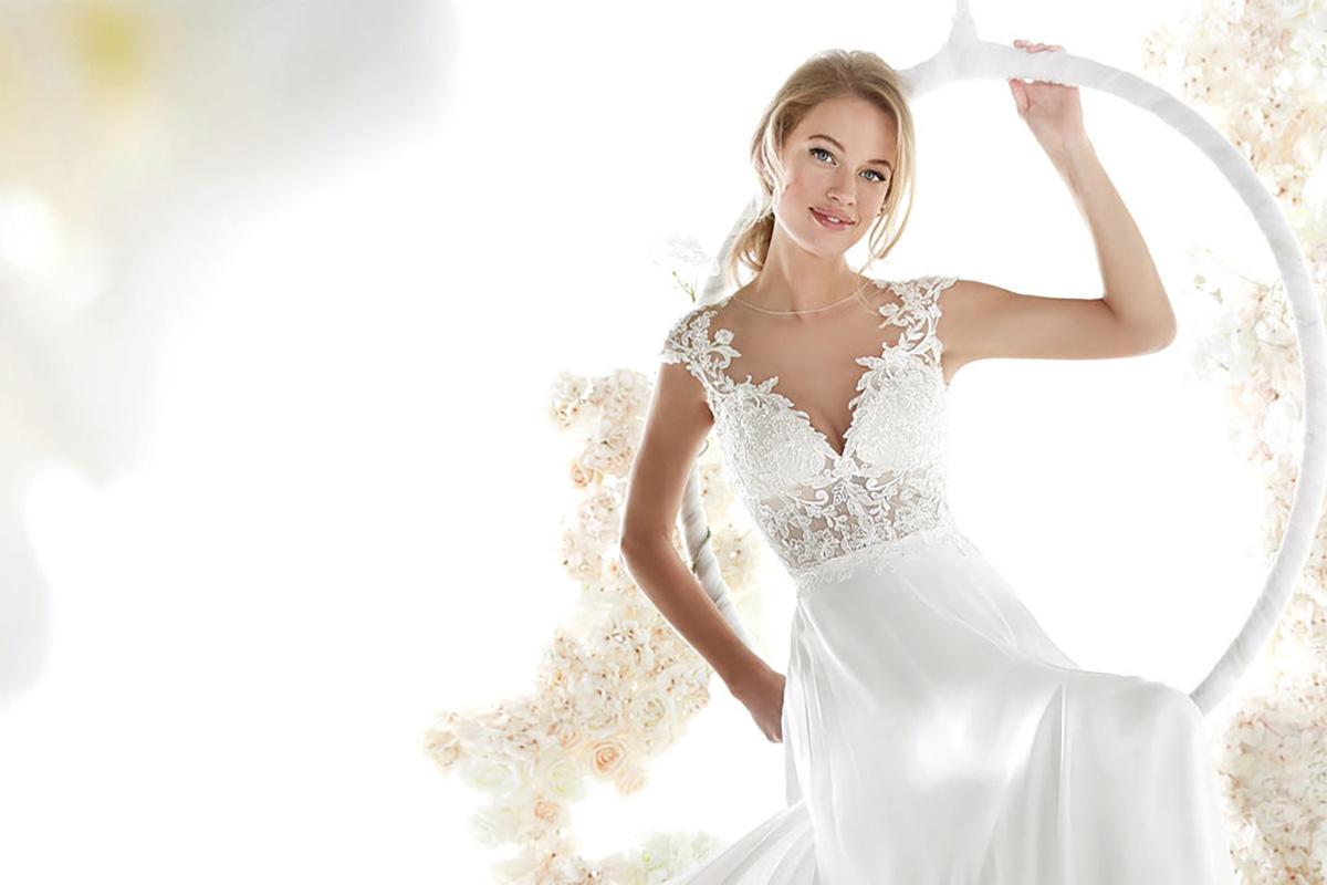 Scollature abiti da sposa