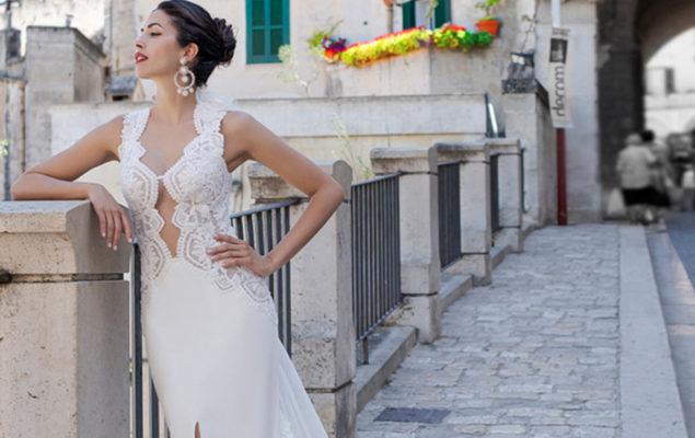 Abiti da sposa per donne basse di statura